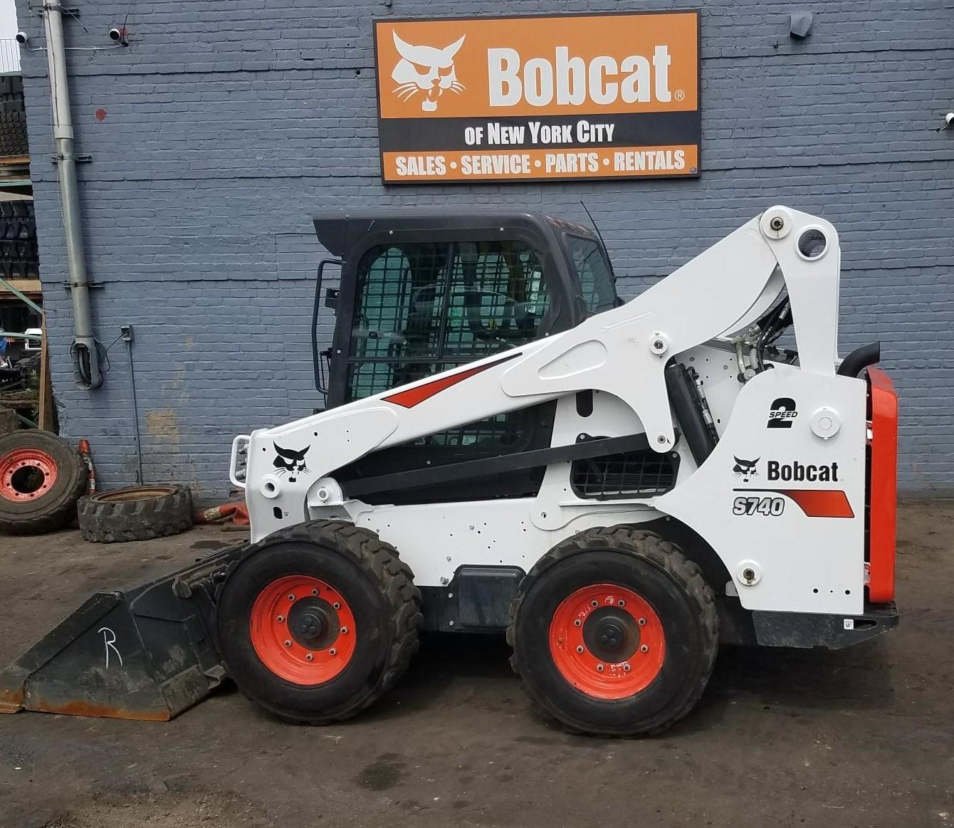 Bobcat Equipment Sales, Rentals, Parts, & Service In NY