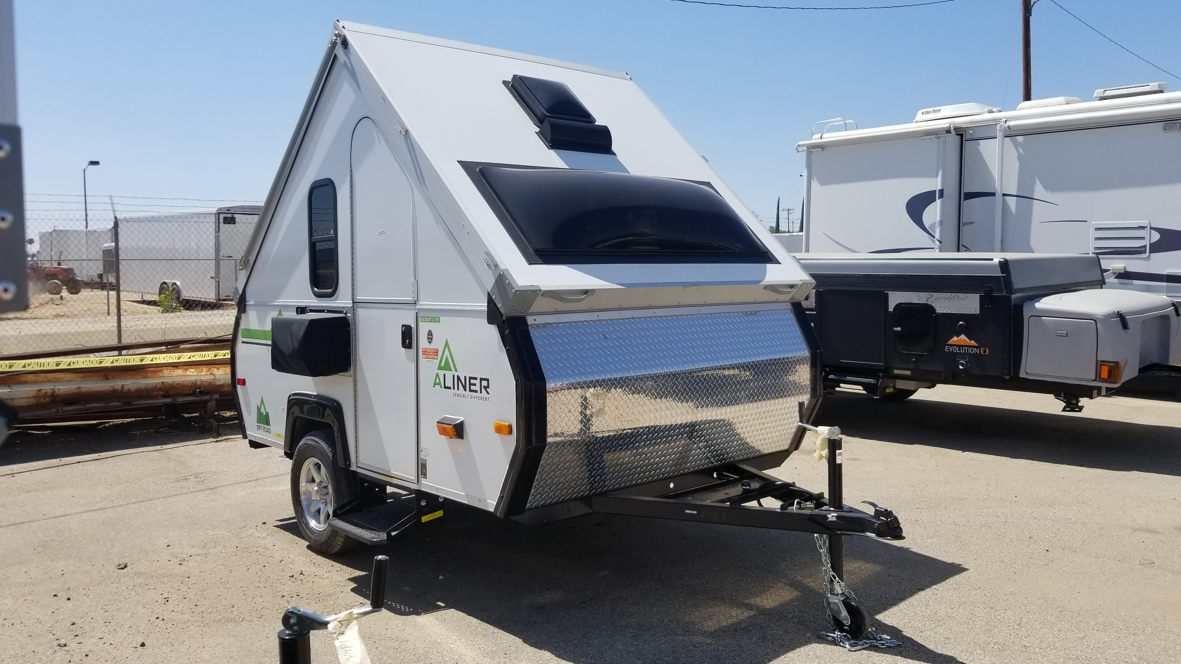 New 2019 Aliner Scout Lite in Beaumont, CA