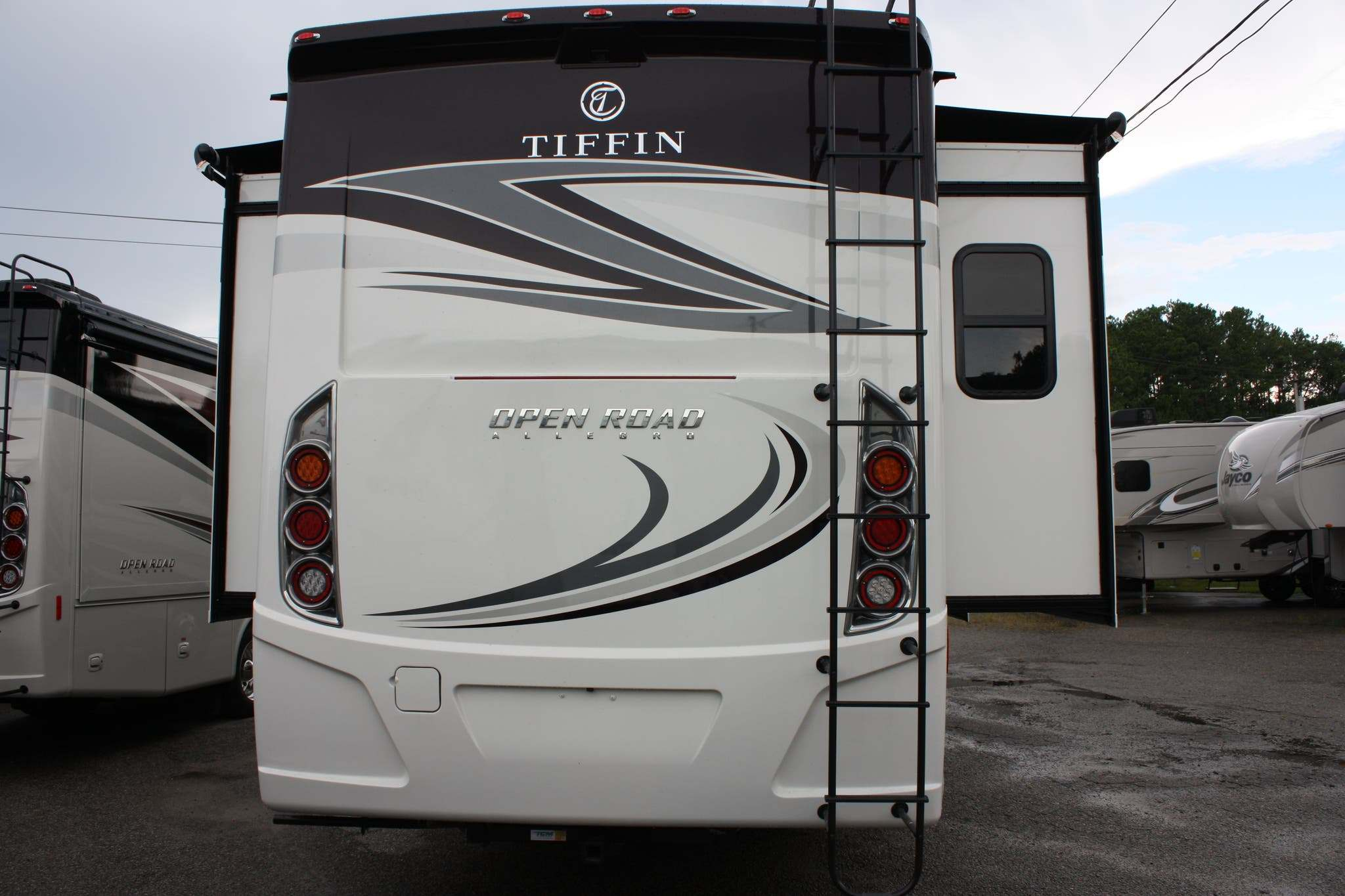 New 2019 Tiffin Motorhomes Allegro 34 PA in Myrtle Beach, SC