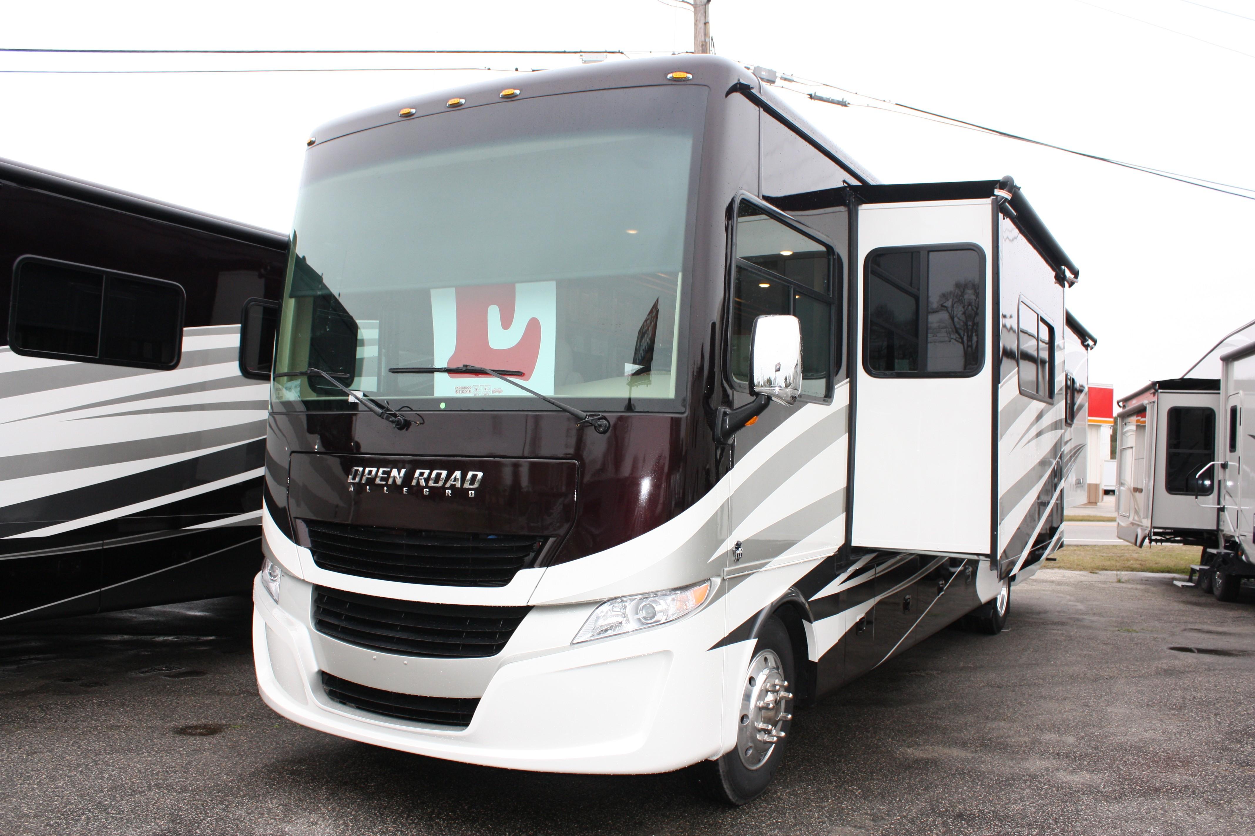 Tiffin, Jayco, Keystone & Winnebago RV for Sale South Carolina