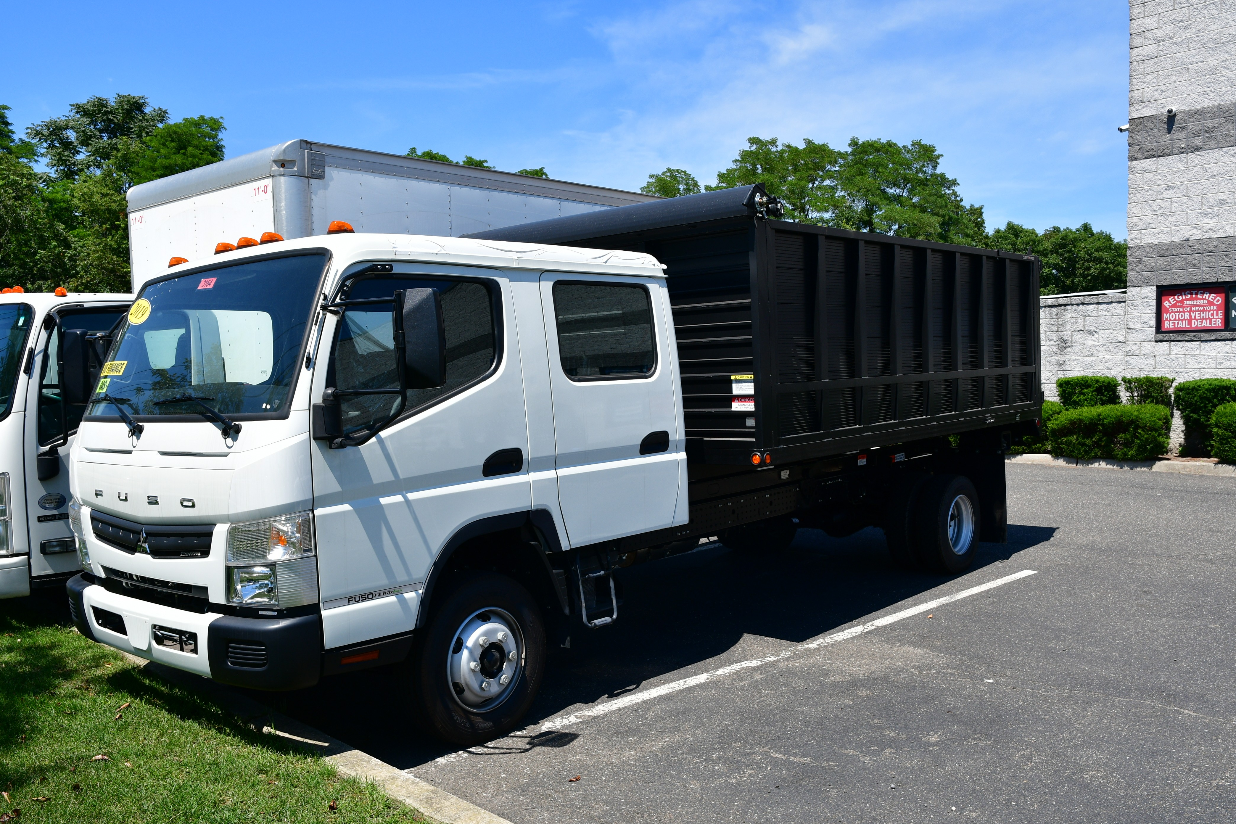 New & Used Isuzu, Fuso, UD Truck Sales, Cabover Commercial