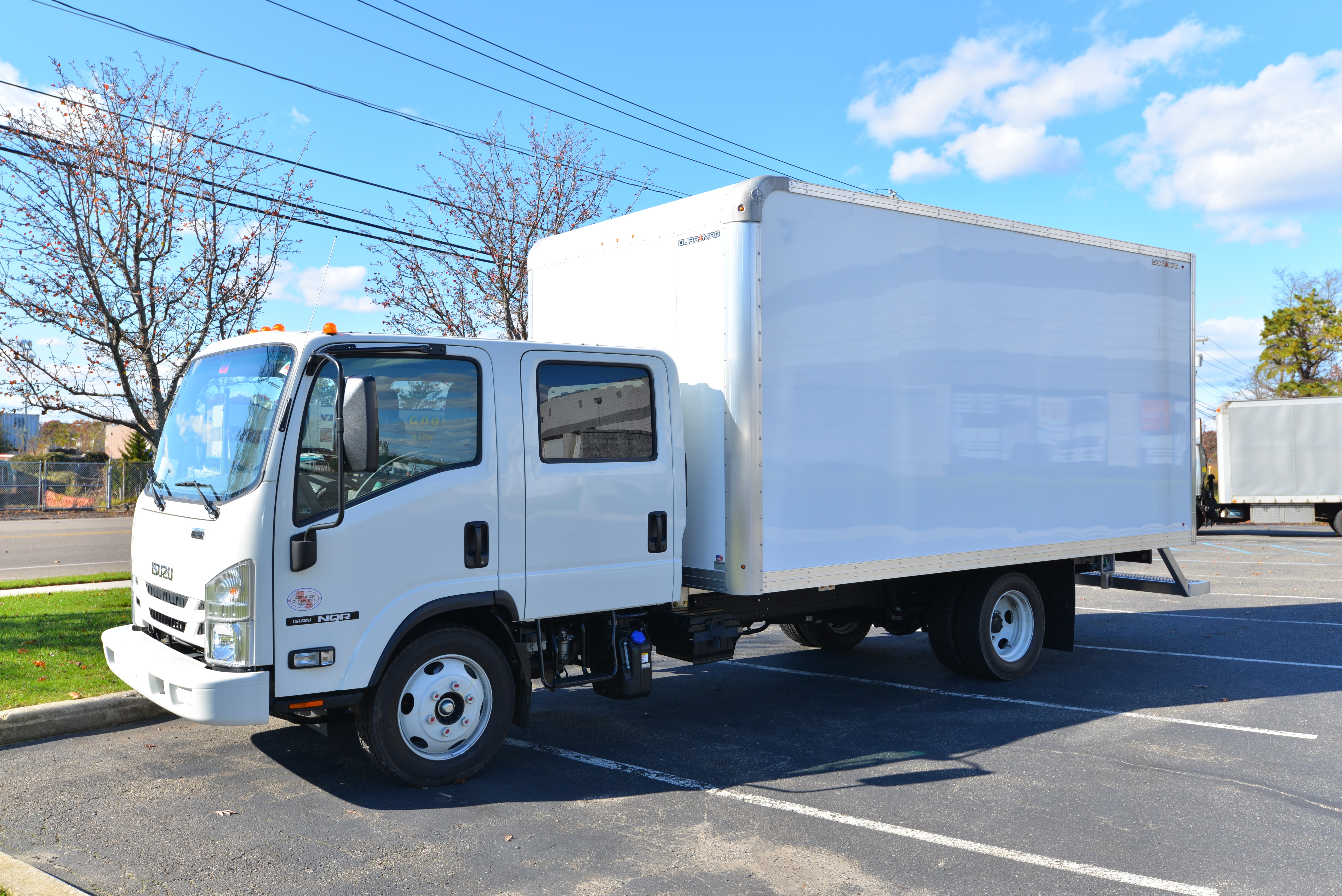 New Used Isuzu Fuso Ud Truck Sales Cabover Commercial Truck