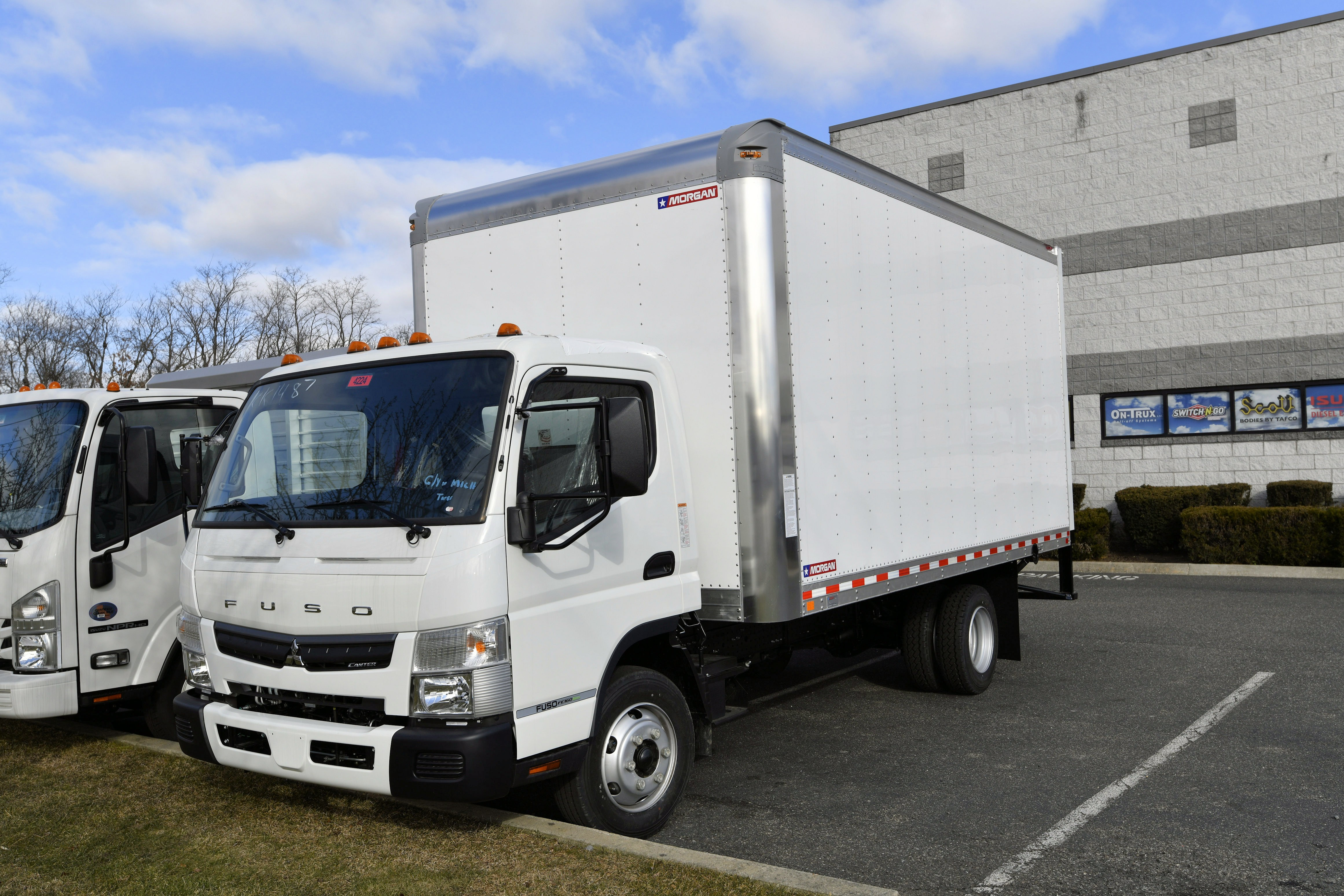 new & used isuzu, fuso, ud truck sales, cabover commercial truck