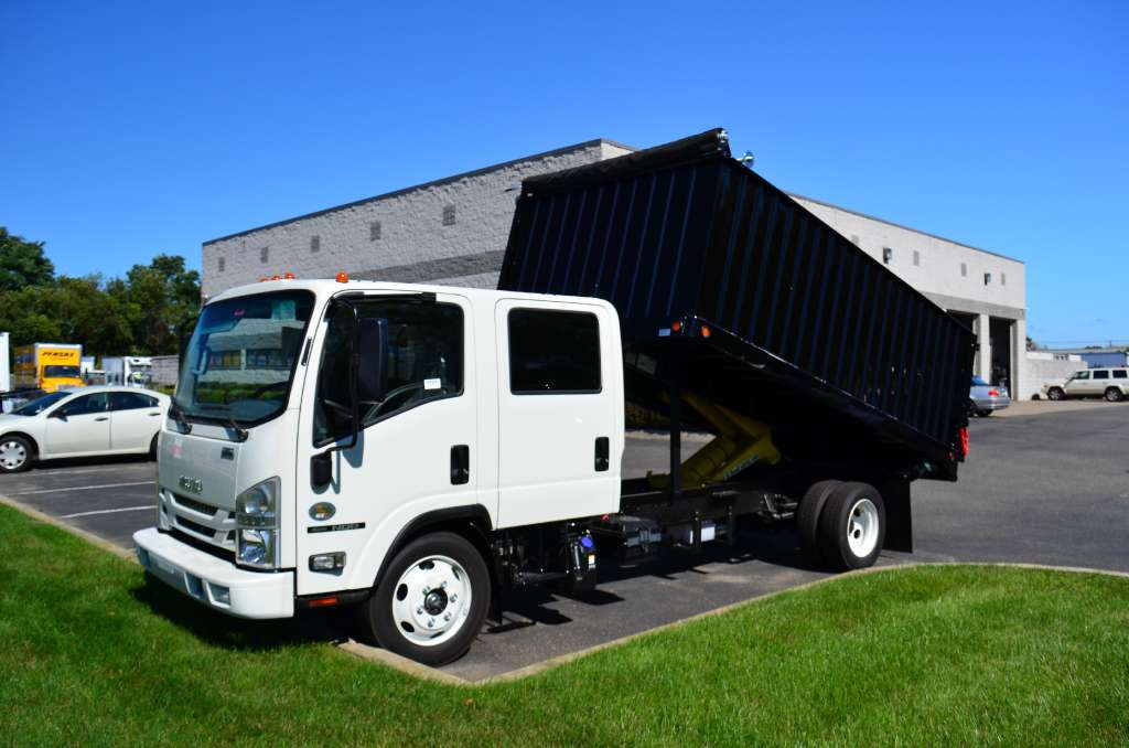 Long Island Commercial Truck Sales