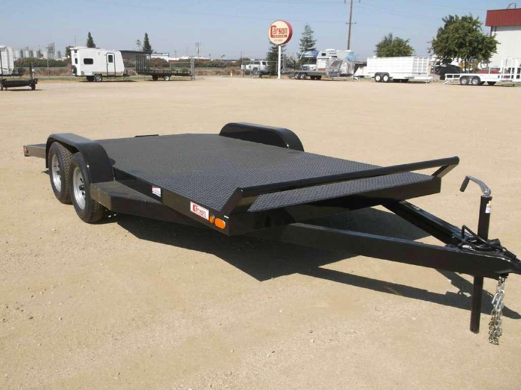 New 2019 Carson DLX CAR HAULER in El Cajon , CA