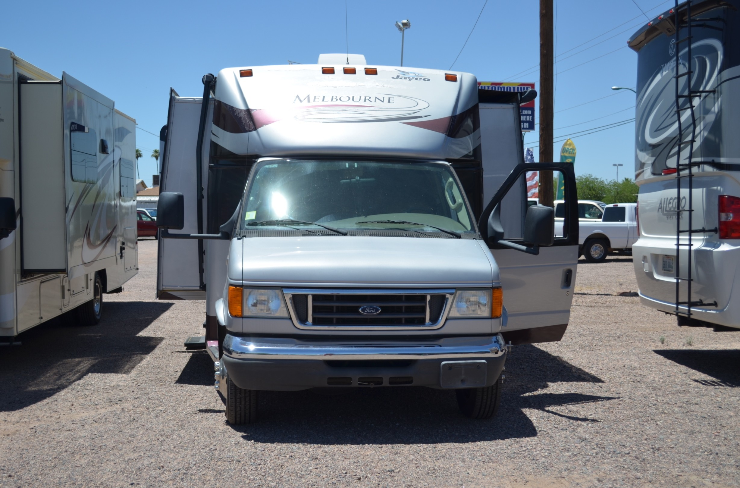 Used, 2008, Jayco, Melbourn 29D, RV - Class C