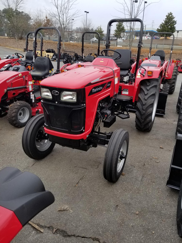 New, 2017, Mahindra, 4540 4WD, Tractors