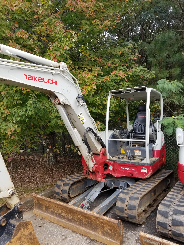 New, 2017, Takeuchi, TB260, Excavators