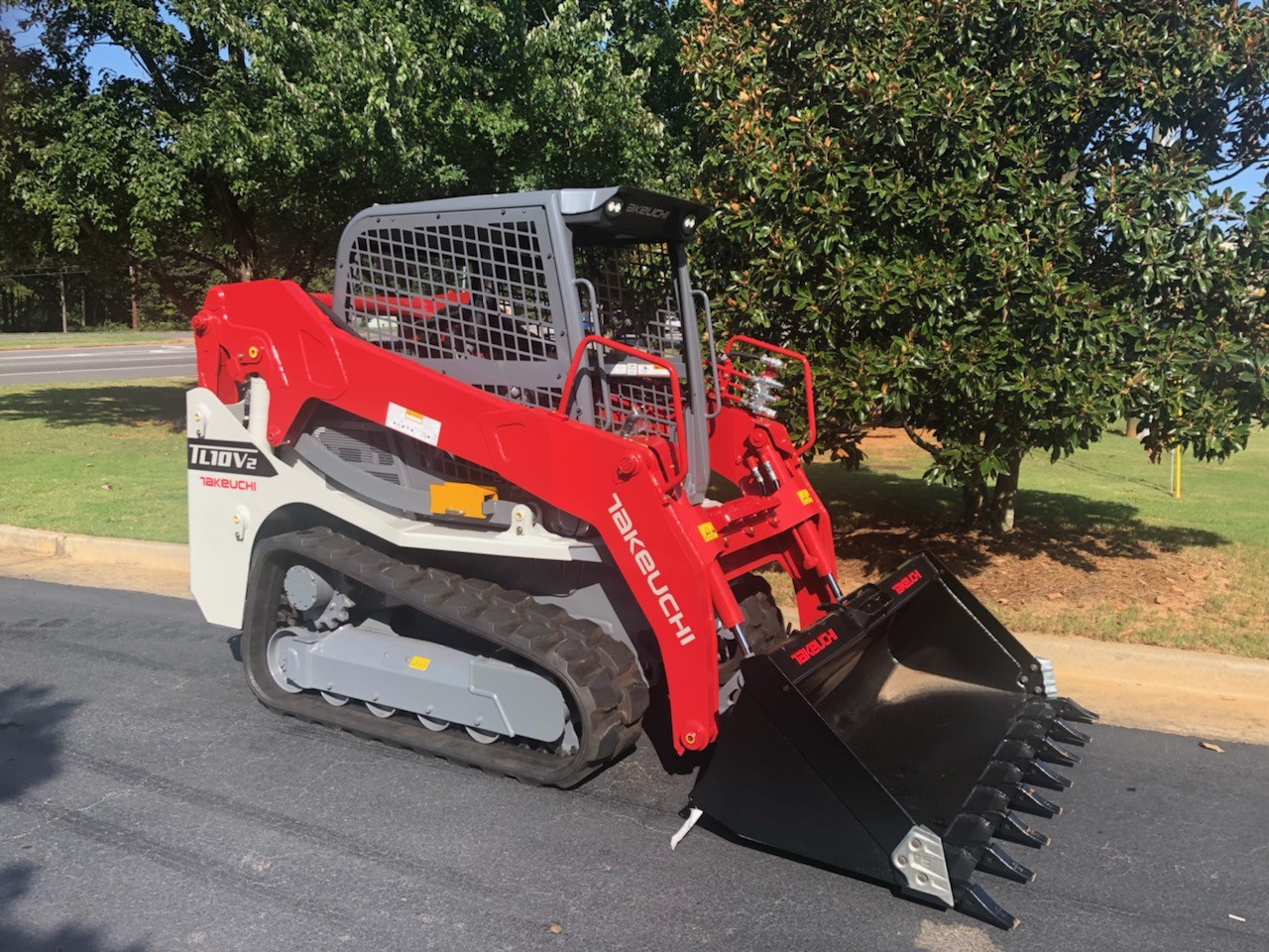 New, 2019, Takeuchi, TL10V2, Loaders