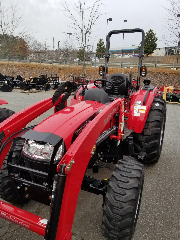New, 2017, Mahindra, 3540 4WD HST, Tractors