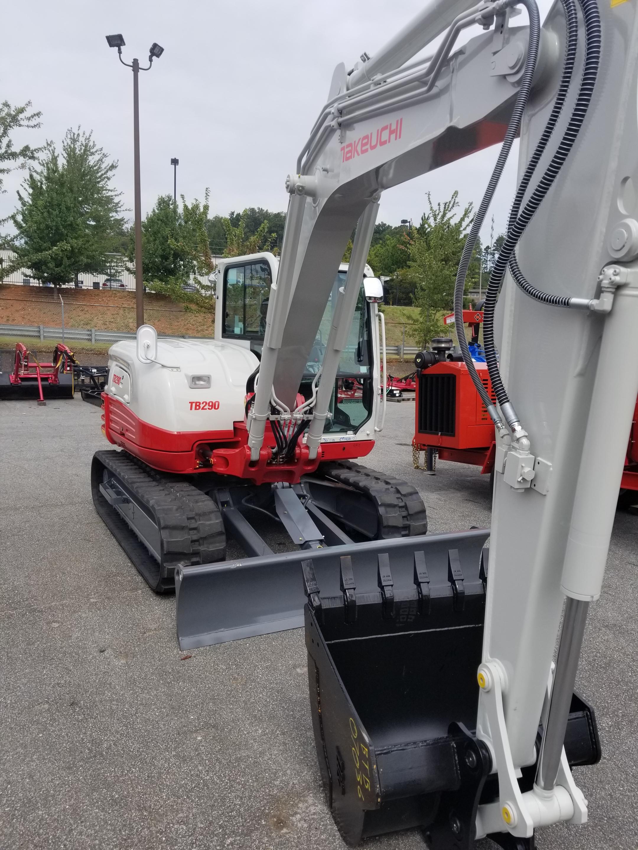 New, 2017, Takeuchi, TB290, Excavators