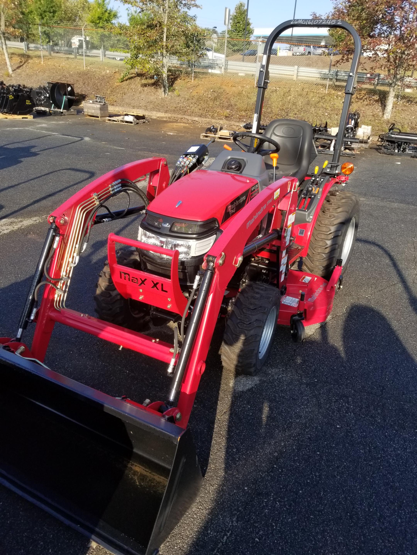 New, 2017, Mahindra, Max 26XL 4WD HST, Tractors