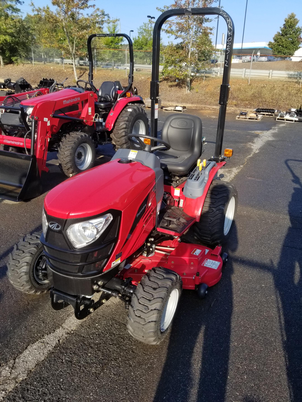 New, 2016, Mahindra, eMax 22 HST, Tractors