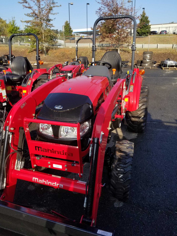 New, 2017, Mahindra, 1533 HST, Tractors