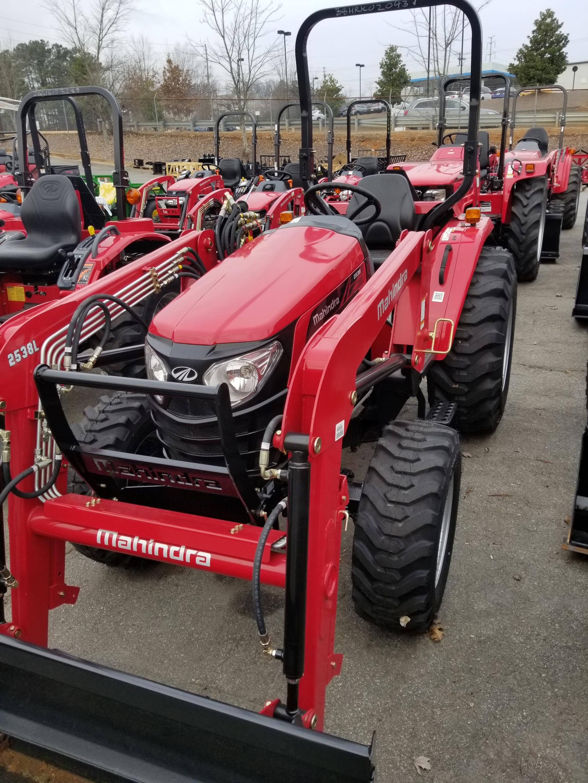 New, 2017, Mahindra, 2538 HST, Tractors