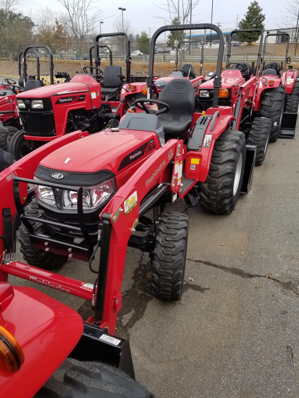 New, 2017, Mahindra, 1526 4WD HST, Tractors