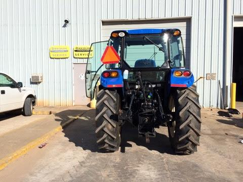 Used 2015 New Holland Agriculture T4 85 in Oklahoma City, OK