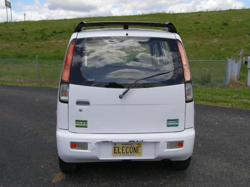 Used 2009 OTHR Miles ZX40S Advanced Design Electric Car in