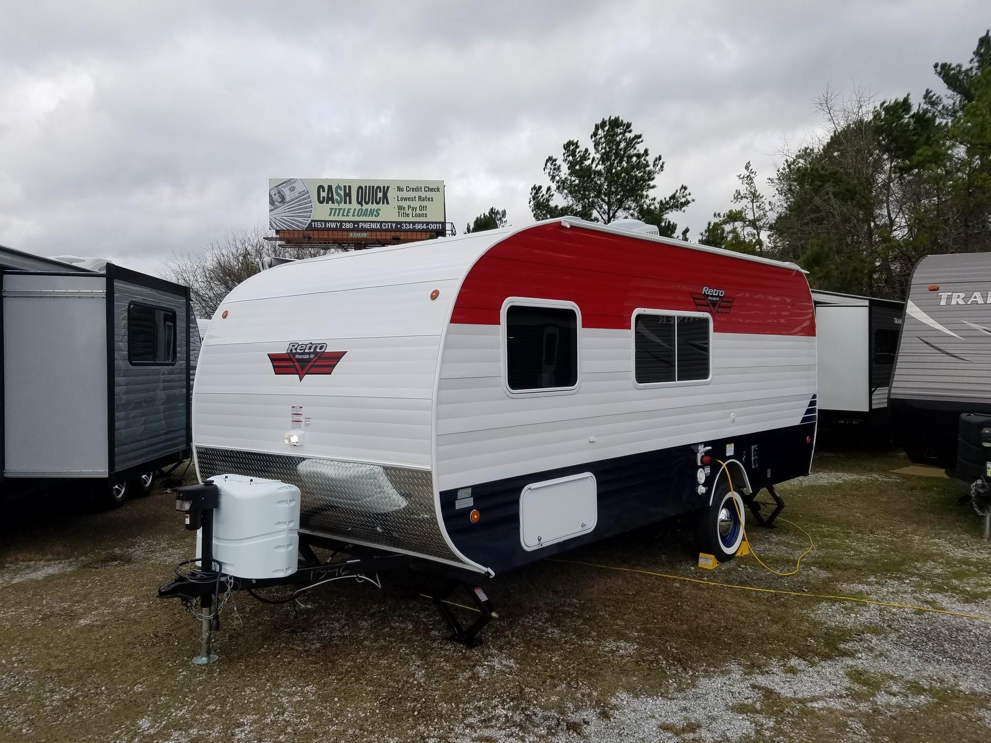New 2019 Riverside RV Retro 190BH in Phenix City, AL