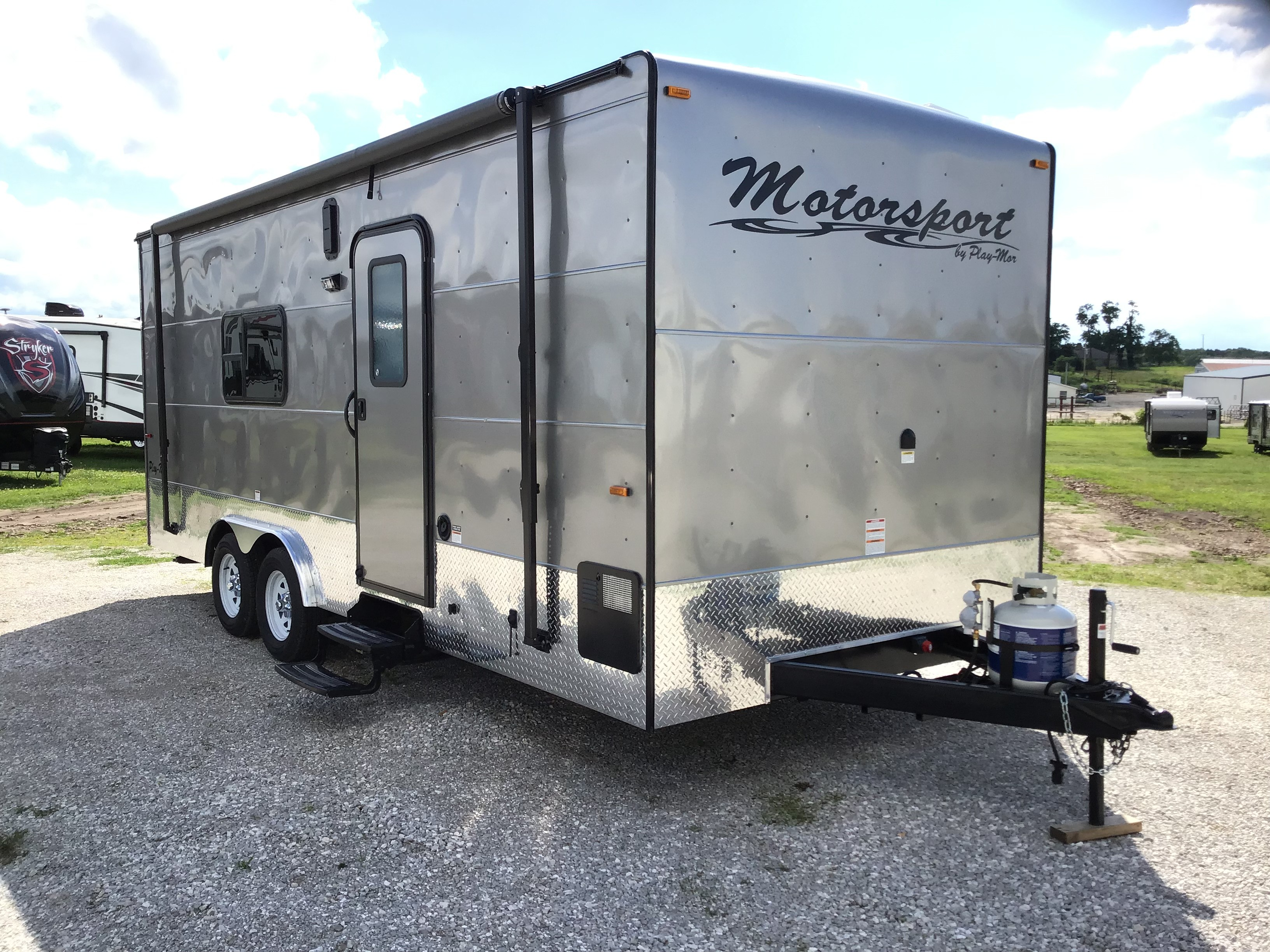 New 2020 Play-Mor Motorsport 8207P in Carthage, MO
