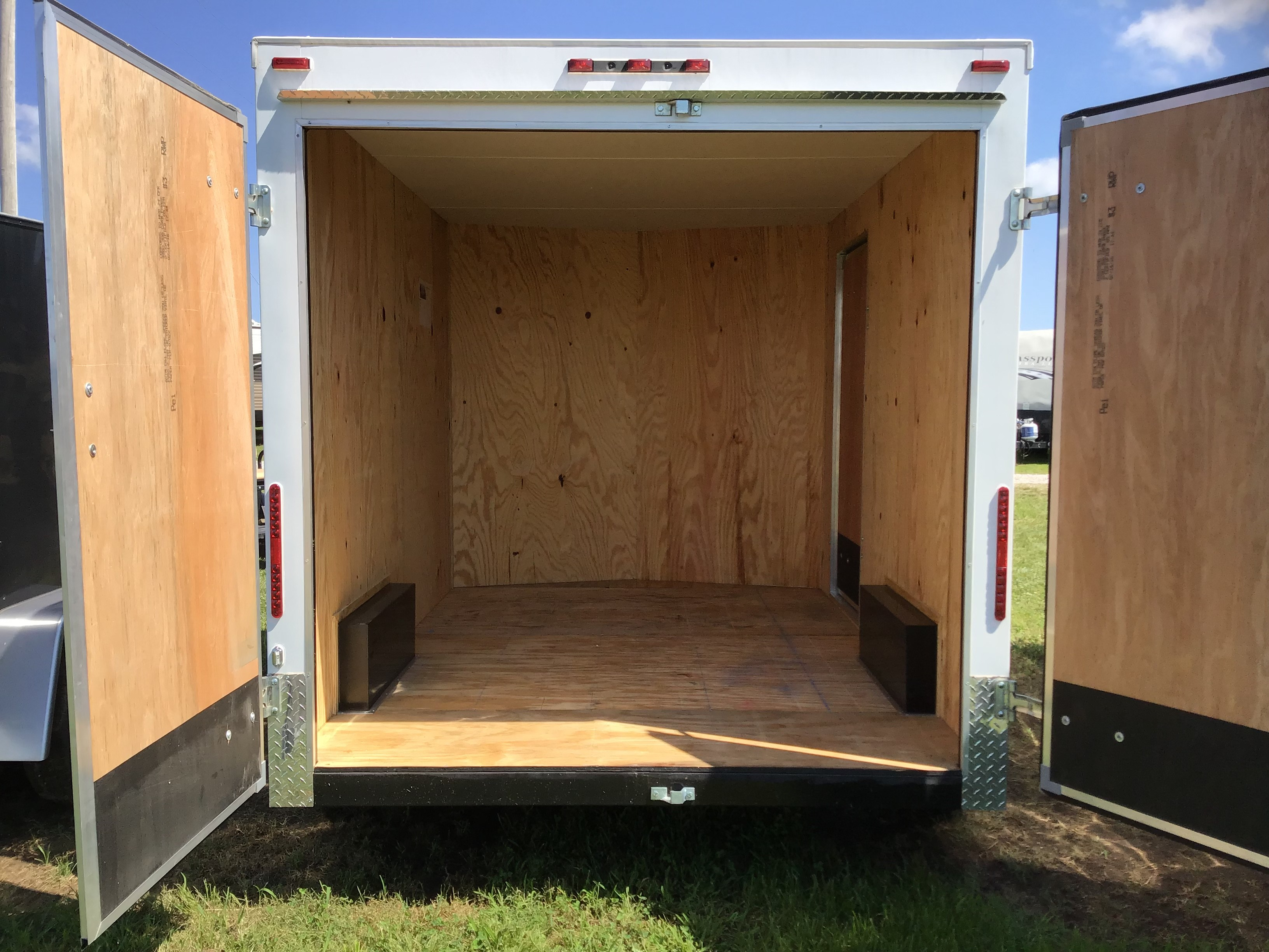 Used 2018 Play-Mor 710 Cargo Trailer in Carthage, MO
