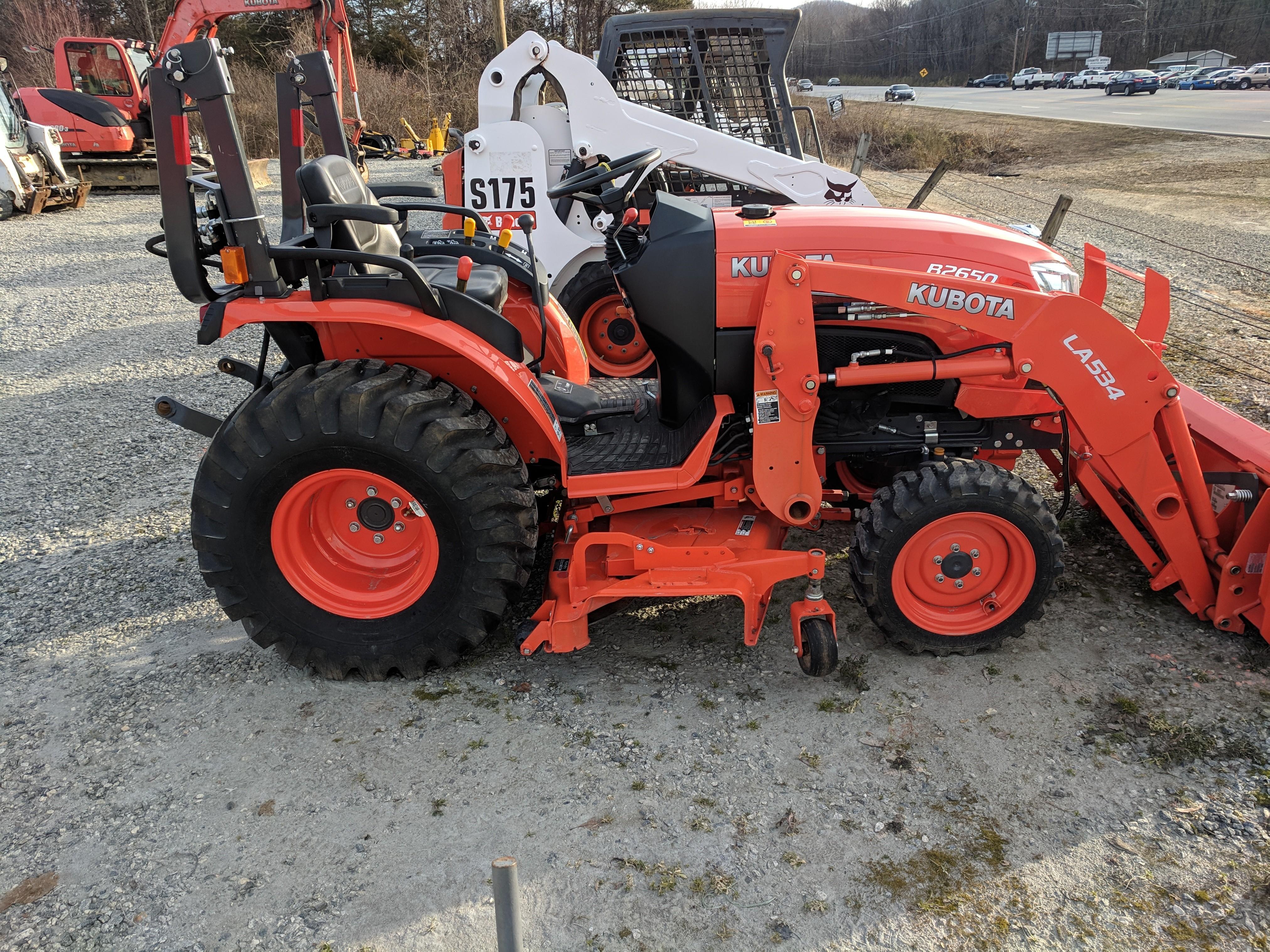 Corriher Tractor