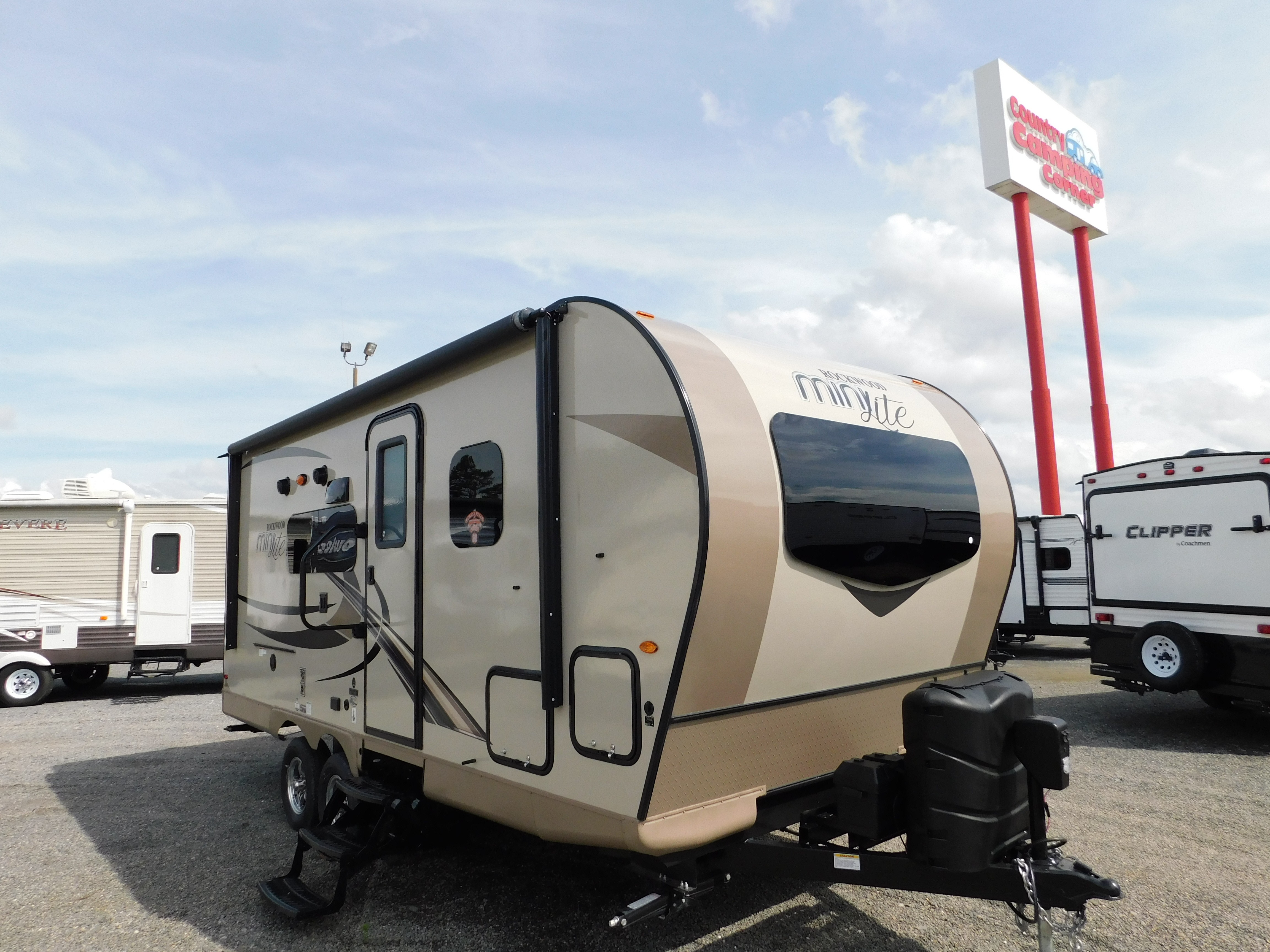 Rockwood Toy Hauler Pop Up Camper   Wow Blog