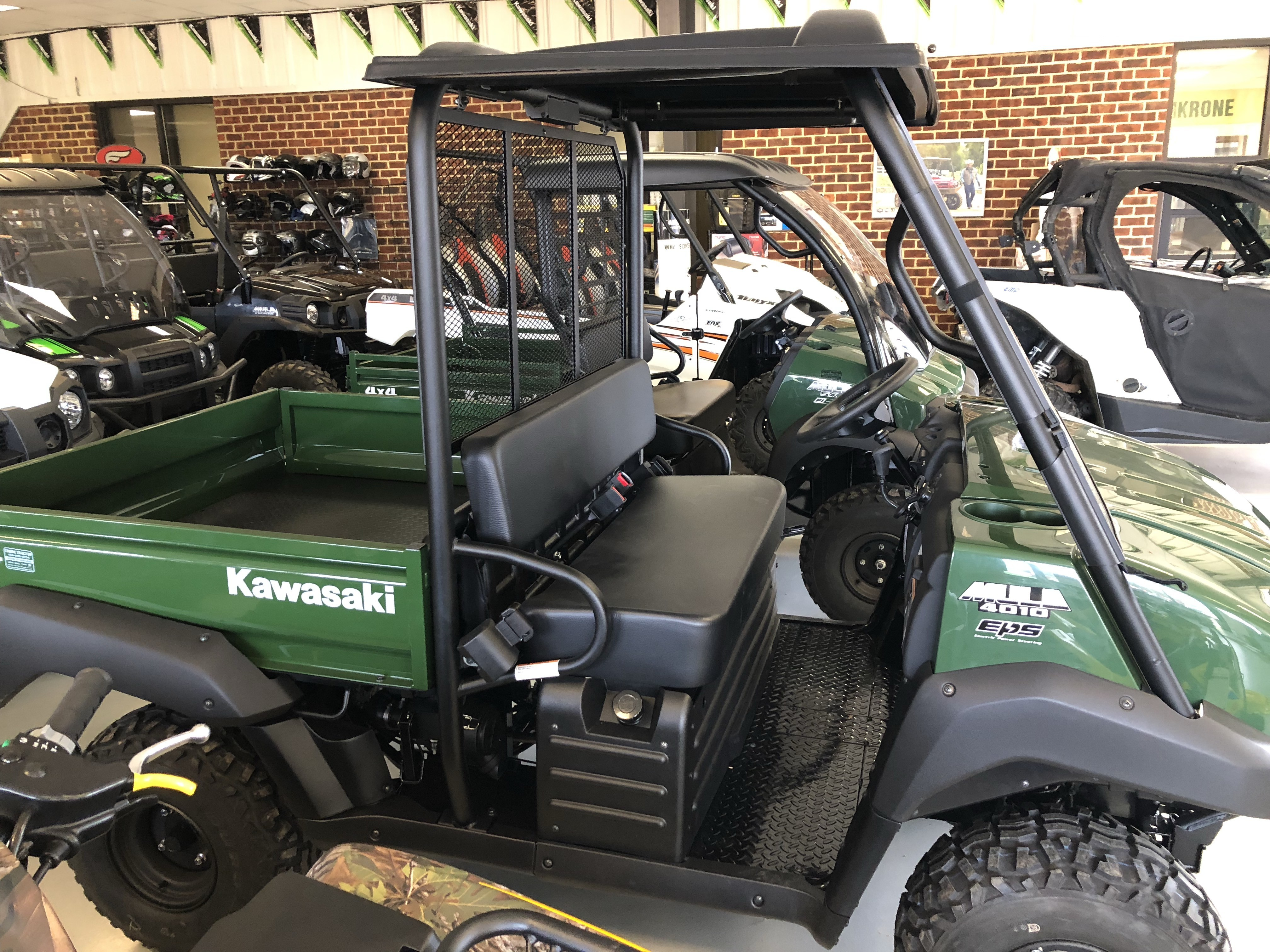 New 2019 Kawasaki Mule™ 4010 4x4 in Crewe, VA
