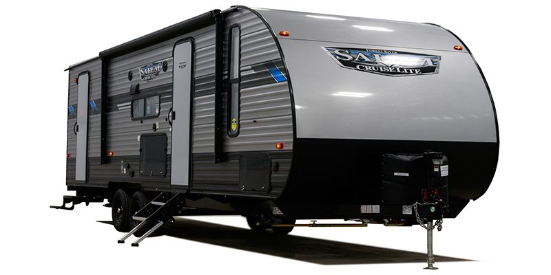 Used, 2020, Forest River, Salem Cruise Lite 263BHXL, Travel Trailers