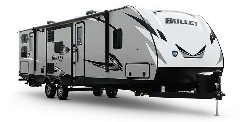 New, 2021, Keystone, Bullet (West) 290BHSWE, Travel Trailers