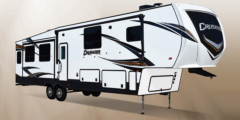 New, 2020, Prime Time Manufacturing, Crusader 330MBH, Fifth Wheels