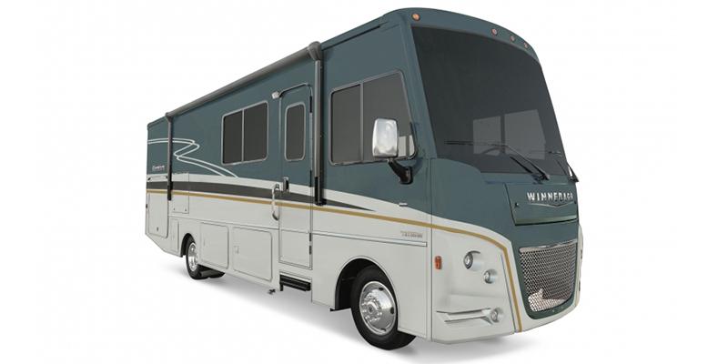 New, 2021, Winnebago, Adventurer 36Z, RV - Class A