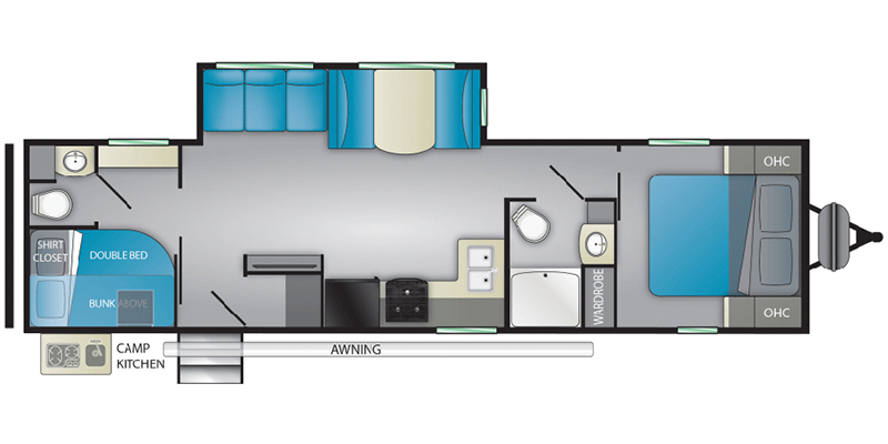 prowler travel trailer wiring diagram new 2020 heartland prowler 315bh in kings mountain  nc  new 2020 heartland prowler 315bh in