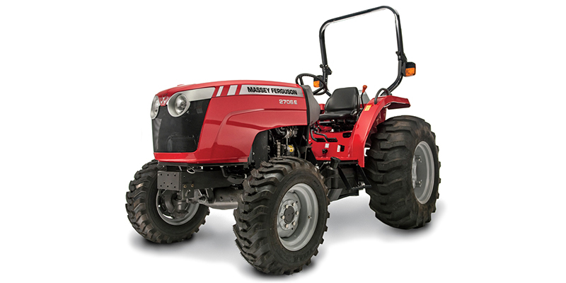 New 2018 Massey Ferguson 2700E Series 2705E in Olean, NY