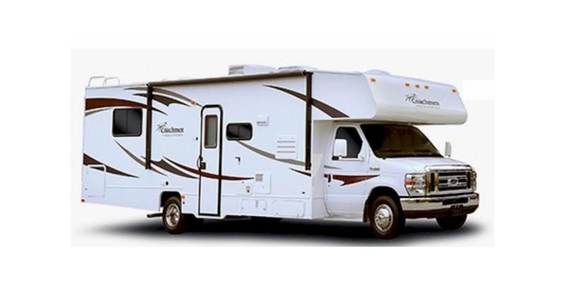 Used, 2011, Coachmen, Freelander 21QB, RV - Class C