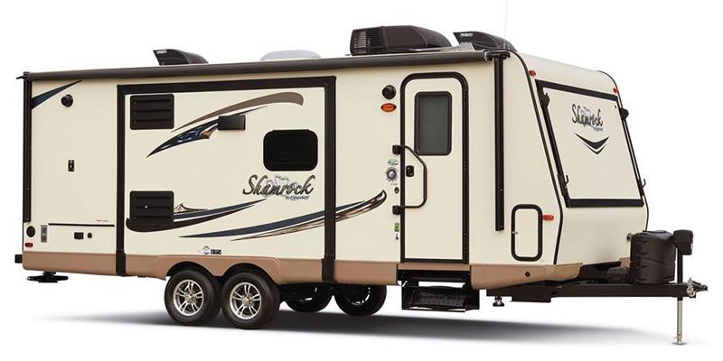 2017, Forest River, Flagstaff Shamrock 21DK, Travel Trailers