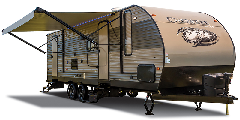 Forest River Cherokee >> Used 2018 Forest River Cherokee 264dbh In Willow Park Tx