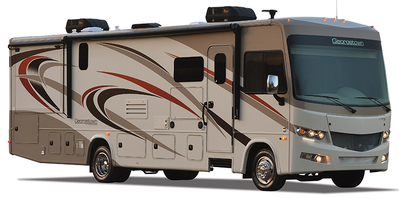 2017, Forest River, Georgetown 5 Series GT5 36B5, RV - Class A