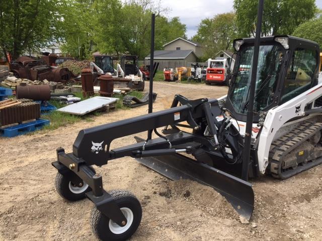 Rent this 2018 Bobcat 84 in  Grader in Dekalb, IL