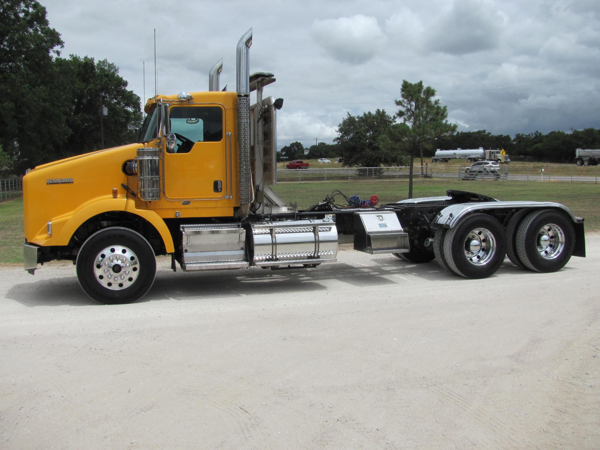 2009 Kenworth T800 Trk