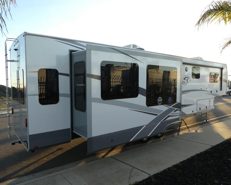 New 2019 Highland Ridge Open Range 384RLS in Lodi, CA