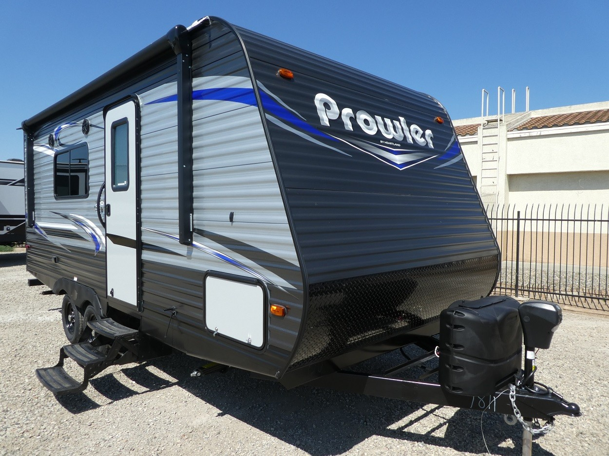 New 2020 Heartland Prowler 180rb In Lodi Ca