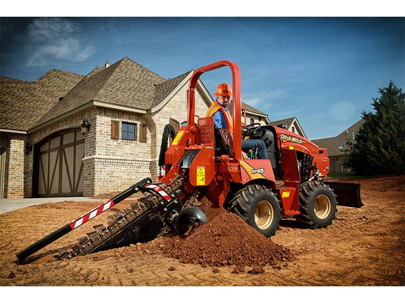 New & Used Ditch Witch Equipment Sales In Alabama