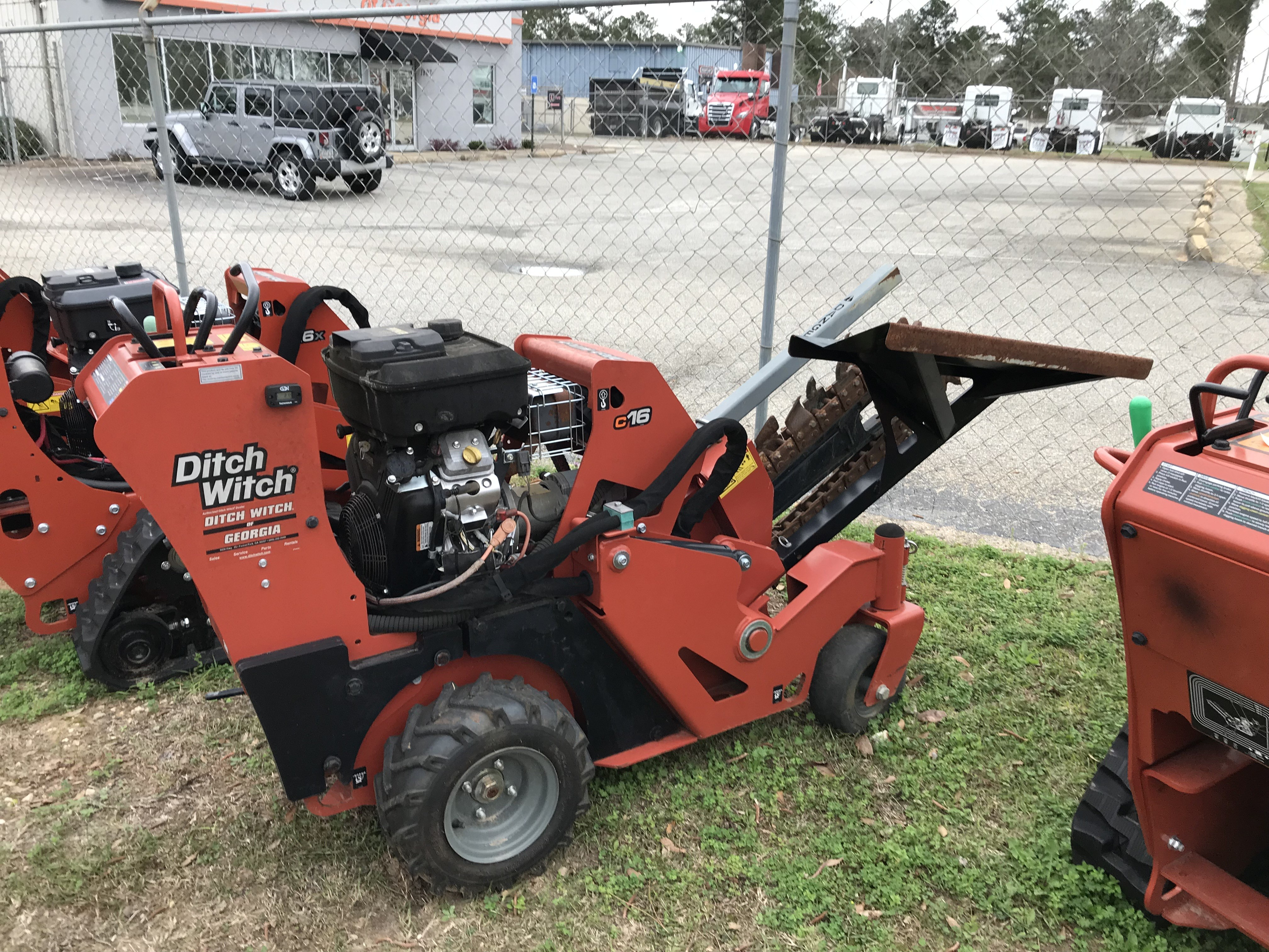 Used 2016 Ditch Witch C16 in Forest Park, GA