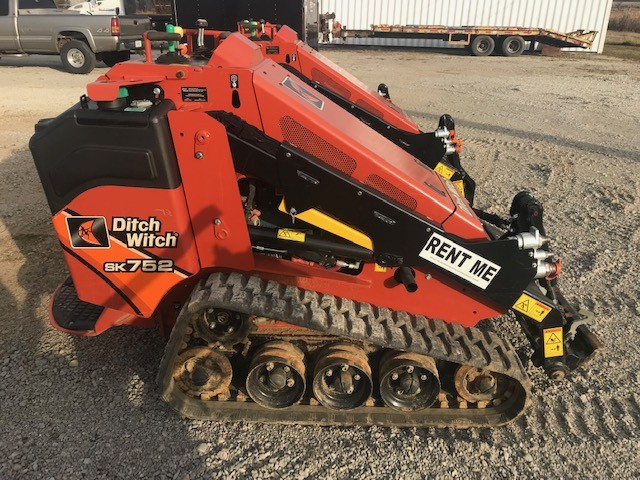 Used 2016 Ditch Witch SK752 in Columbus, OH