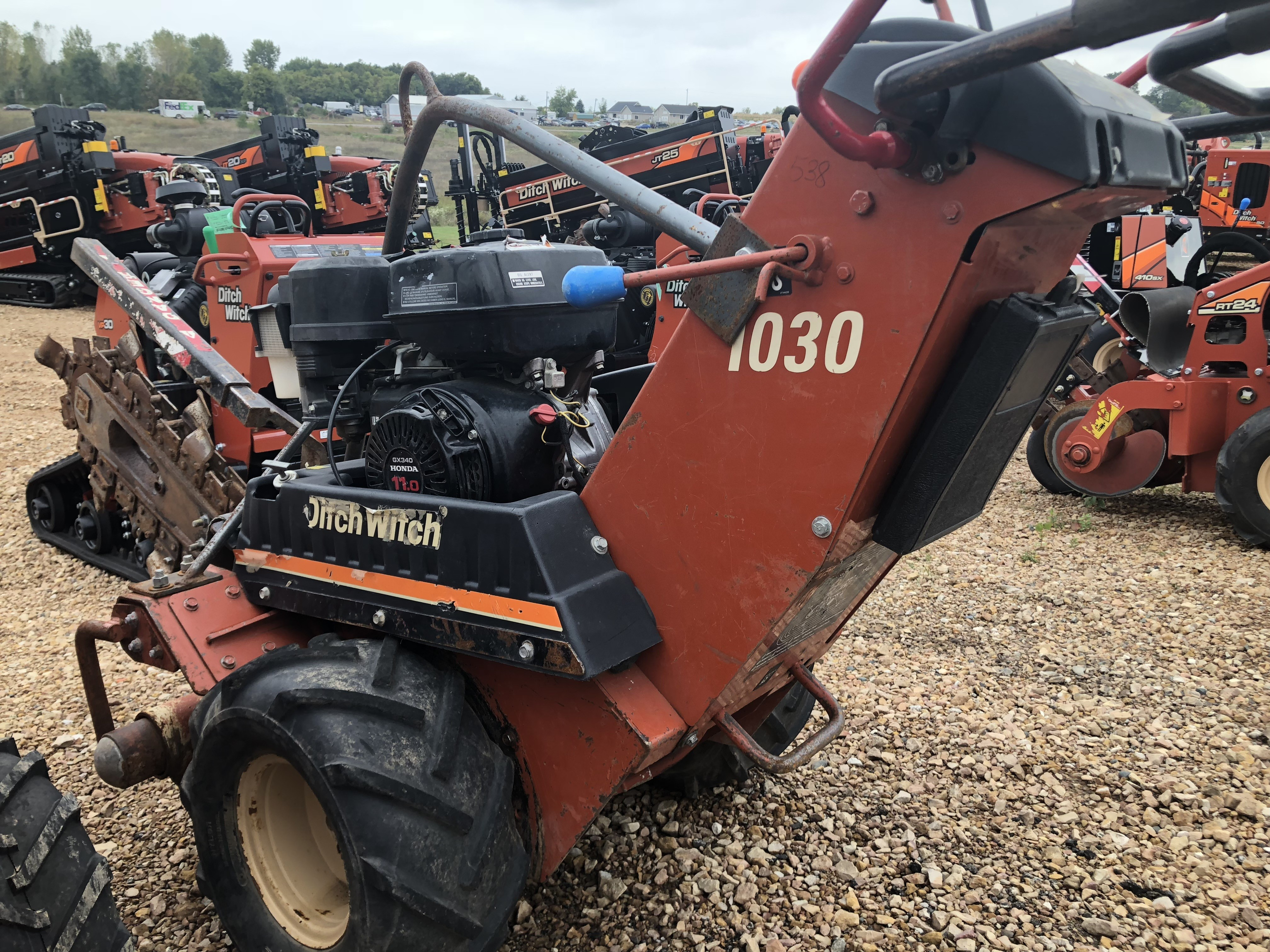 2003 Ditch Witch 1030H