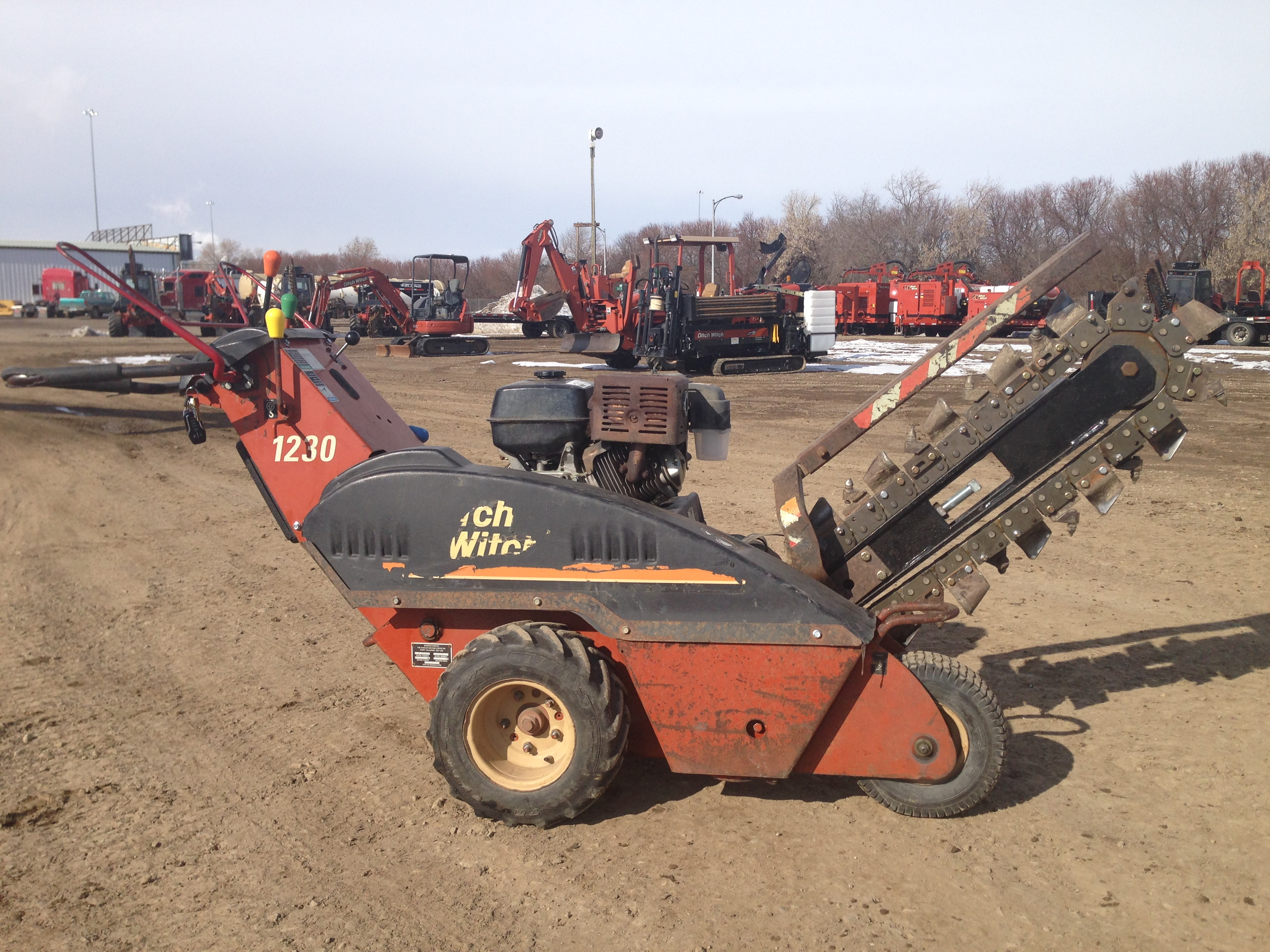 ditch witch directional drills excavators trenchers skid steers rh ditchwitchnd com Ditch Witch 1030 Ditch Witch 1030