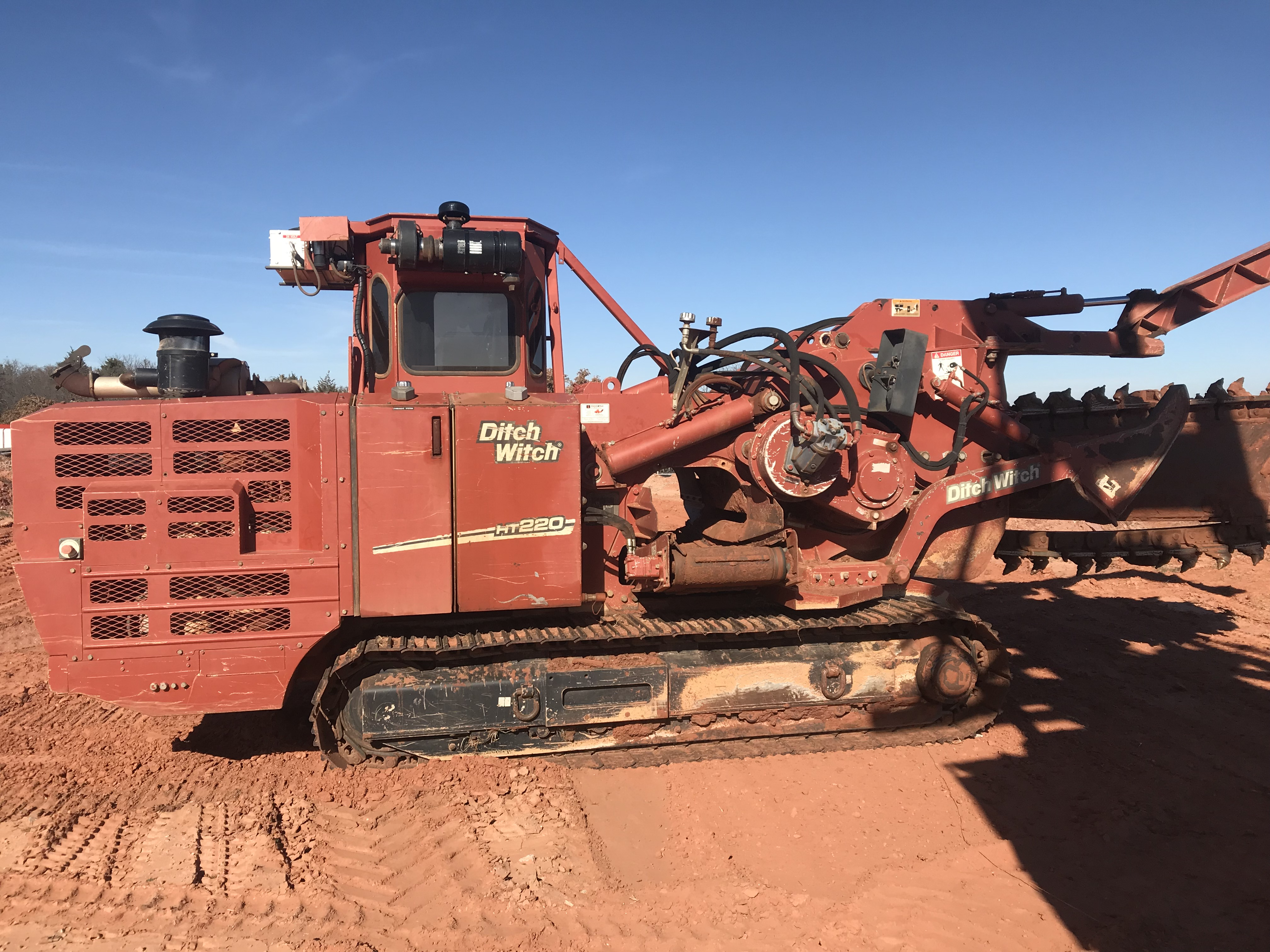 Ditch witch financial services