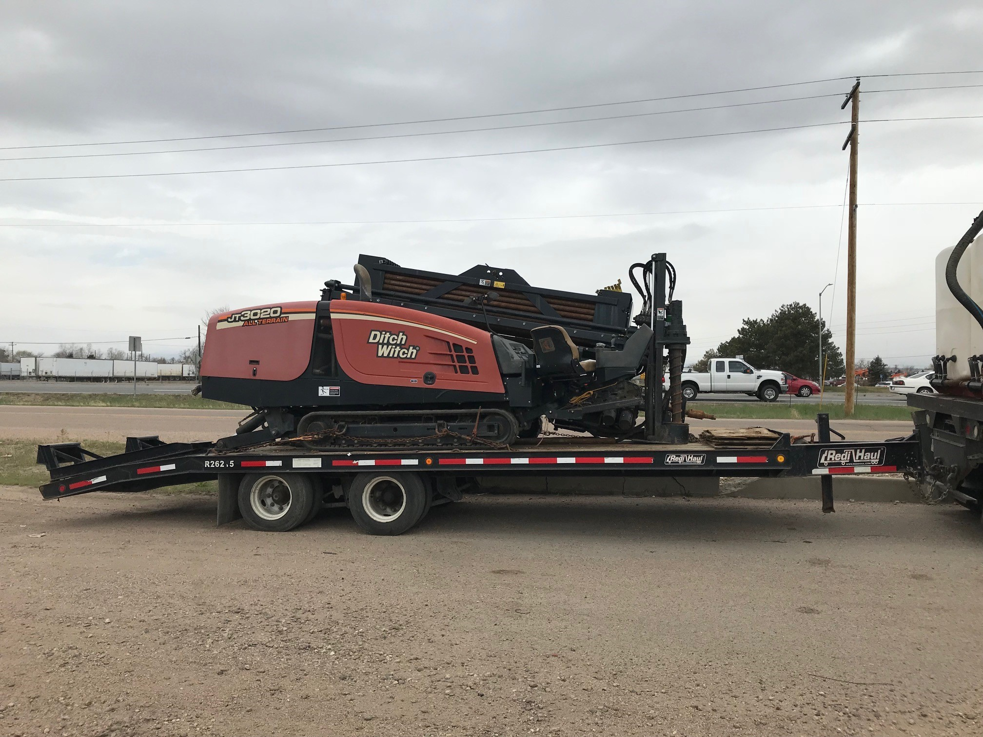 Ditch witch of tulsa