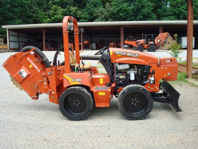 New & Used Ditch Witch Equipment Dealer VA & WV